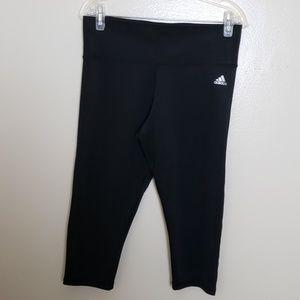 Adidas cropped legging